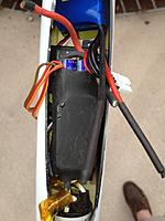 Name: maxa pod with two servos under esc.jpg