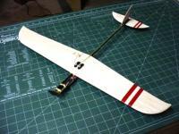 Name: pylon 002sm.jpg Views: 7495 Size: 88.2 KB Description: #2 Airframe Completed (no pod)
