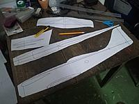 Name: editor_images%2F1547128134205-templates.jpg Views: 11 Size: 203.5 KB Description: Templates cut out and ready to be glued on the cardboard