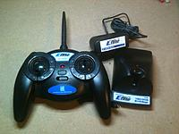 Name: Eflite radio and charger.jpg Views: 38 Size: 119.9 KB Description: