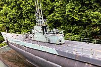 "Name: Cobia-1.jpg Views: 36 Size: 684.5 KB Description: USS Cobia Gato Class Sub  53"" long"