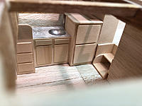 Name: 4.jpg Views: 33 Size: 630.7 KB Description: Galley roughed in using bass wood. This will be painted white