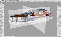 Name: a1.jpg Views: 31 Size: 1.81 MB Description: I scan in the plans from the Museum and scale them to 1/12. I then build the digital model based on the plans
