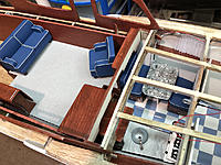 Name: 1.jpg Views: 31 Size: 854.2 KB Description: The galley is now assembled and in place along with the lighting and wiring. You won't be able to see much of it after everything is assembled but it was fun.
