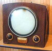 Name: raytheon.jpg Views: 21 Size: 533.8 KB Description: If I was rich enough back in 1950 to be able to afford a 50' Catalina, I would also be able to afford a 1950 Ratheon porthole television.