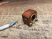 Name: 9.jpg Views: 22 Size: 881.9 KB Description: I found some pictures on the net and used them for reference. Mahogany with brass trim. Cloth speaker grills.