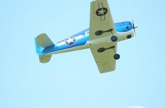 Hangar 9's F6F Hellcat 60 ARF with Zenoah 20EI Ignition ...