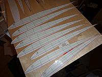 Name: DSC00497.JPG Views: 21 Size: 681.7 KB Description: Airfoil templates for cutting out ribs...
