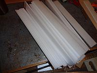 Name: DSC00501.JPG Views: 30 Size: 749.6 KB Description: Depron blanks.  I have a case of the original good stuff that I save for projects worthy of it--I consider this one of them.