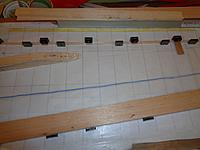 Name: DSC00511.JPG Views: 27 Size: 573.1 KB Description: Starting an outer panel, with a stack of ribs.