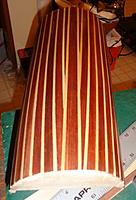Name: DSC00058.JPG Views: 14 Size: 330.0 KB Description: The hatch with one coat of polyurethane.