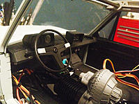 Name: 1612158661346.jpg Views: 220 Size: 1.16 MB Description: Glued two strips of metal on the steering wheel...