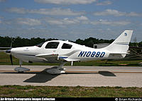 Name: 1234834M.jpg Views: 120 Size: 66.0 KB Description: This is how a real Cessna Corvalis should stand - I think mine's a little nose down, at the moment.