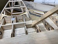 Name: EDD64BE0-E694-4FC9-A25B-92DD453AF216.jpeg Views: 10 Size: 3.24 MB Description: Fitting cabane's, adding mounts