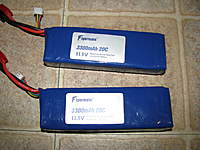Name: IMG_0049.jpg Views: 112 Size: 89.4 KB Description: Flyermate 3S 3300mAh  $20 each