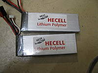 Name: IMG_0001.jpg Views: 80 Size: 72.9 KB Description: HeCell 3S 4000mAh  $20 each