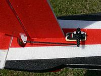 Name: sbachepp39in.jpg Views: 76 Size: 40.7 KB Description: You see the same parts used in SkyWing planes in this photo. Also notice that the fuse area below the horizontal tail has been enlarged for better upright harriering, according to Hokusei.
