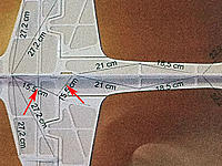 Name: armoniamanualmidbracing.jpg Views: 308 Size: 101.0 KB Description: The 2 15.5-cm CF rods pointed to by the red arrows are used on one side only according to the manual.