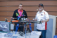 Name: npmac2013funfly-28.jpg Views: 46 Size: 273.3 KB Description: Greg and Paul again at their booth. Paul Gentile owns 3DX Hobbies.