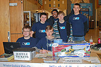 Name: npmac2013funfly-30.jpg Views: 39 Size: 266.4 KB Description: The NPMAC registration table crew stopped for a quick photo before getting back to welcoming more guests.