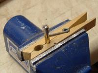 Name: clothespeg.jpg Views: 2434 Size: 74.9 KB Description: Soldering a 4mm connector.