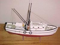 Lindberg Shrimp Boat Conversion - RC Groups
