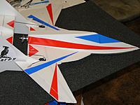 Name: P1190122.JPG Views: 6 Size: 160.7 KB Description: Recent Harpy build  Simple colored tape deco