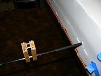 Name: P1210915.jpg Views: 349 Size: 88.5 KB Description: Long wooden front motor mounts with CROSS  brace screwed to the wood.