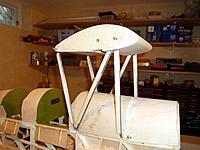 Name: SAM_0343.jpg Views: 265 Size: 177.0 KB Description: balsa fillets in place + first coating of grren in cockpit