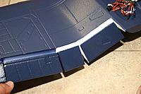 Name: IMG_2196.jpg Views: 340 Size: 188.6 KB Description: Flap mod for the Durafly Corsair.