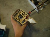 Name: Back- Cowling Section.jpg Views: 373 Size: 52.5 KB Description: Back of the cowling section that broke off.