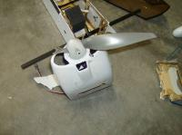 Name: Front- Cowling Section.jpg Views: 334 Size: 54.8 KB Description: Front of the cowling section that broke off.