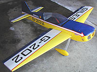 Giles G202 Arf Rtf Less Motor Rc Groups