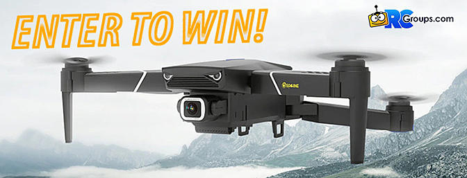 Enter to Win - Eachine E520S RC Quadcopter!