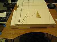 Name: IMG_0004.jpg Views: 174 Size: 189.2 KB Description: Balsa template to get the retract plate angles symmetrical