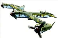 Name: blohmvossp170.jpg Views: 308 Size: 23.2 KB Description: Western front camo Schnellbomber