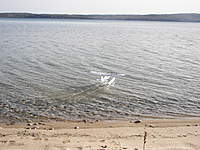 Name: 101_6900.jpg Views: 121 Size: 107.4 KB Description: Take off of on Crystal Lake. It is about three miles across the lake.