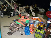 Name: 100_6923.jpg Views: 82 Size: 108.4 KB Description: Conehead taking a nap, I worked really hard. Someone got my camera and took this.