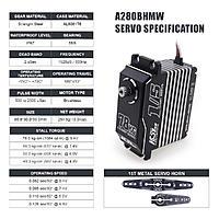 Name: AGFRC A280BHMW 78KG High Torque Brushless Digital 5th Scale Gaint Servo 2.jpg Views: 3 Size: 363.4 KB Description:
