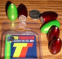 Name: Tungsten Ballast.jpg Views: 180 Size: 84.3 KB Description: TRU-Tungsten Fishing Weights