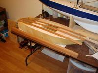 Name: 25.jpg Views: 1288 Size: 77.3 KB Description: Now have 25 Mahogany strips that will be cut into 75 strips
