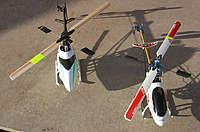 Name: Dragonus II and Trex HDE 450.jpg
