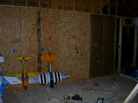 Name: 100_2242.jpg Views: 975 Size: 106.3 KB Description: Wall where all of my planes will hang.