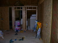 Name: 100_2245.jpg Views: 735 Size: 84.3 KB Description: Shot from the other side of the room.  Still have to put the ceiling in and finish insulation.  Another 10 days tops!