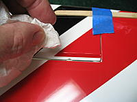 Name: IMG_5710.jpg Views: 147 Size: 115.9 KB Description: Dab up any excess epoxy around the hinges.