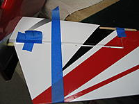 Name: IMG_5713.jpg Views: 150 Size: 128.1 KB Description: Tape top and bottom to hold elevator where you want it.