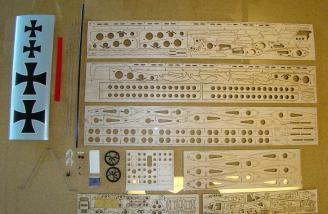 Micro SSX Biplane Kit