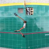 Retract servo and servo wires