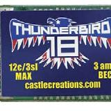 Castle Creations Thunderbird 18 (Max Amps: 18, 3 Amp BEC, Weight 17g)