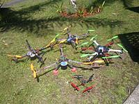 Name: Image0184.jpg Views: 50 Size: 192.2 KB Description: My flock of Multirotors